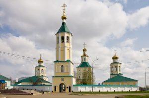 Макаровский монастырь 1